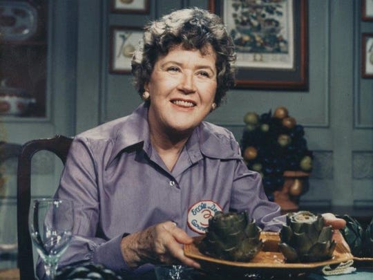 """Julia Child, the late author of """"Mastering the Art of French Cooking"""" and star of """"The French Chef,"""" is the inspiration behind the Santa Barbara Culinary Experience, set to debut in March 2020. It is co-presented by the Santa Barbara-based Julia Child Foundation for Gastronomy and the Culinary Arts."""