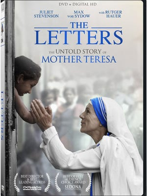 Juliet Stevenson is terrific in 'The Letters,' illuminating Mother Teresa's warmth and conviction