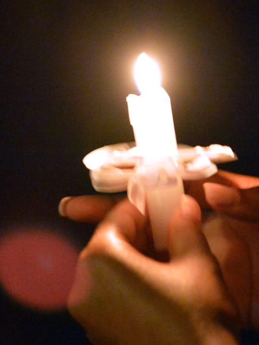 MBC's Candle Lighting Ceremony