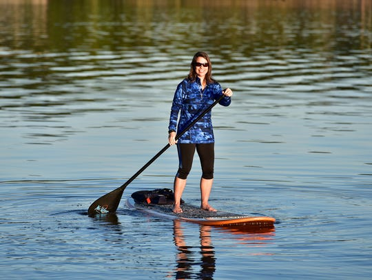 Join a Sunset Paddle on Pensacola Beach from 6 to 8 p.m. Friday sponsored by Outdoor Gulf Coast.