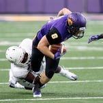 Waukon's 'grinder' Marcus Weymiller hunting for more after breakout performance for UNI