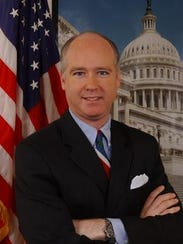 U.S. Rep. Robert Aderholt spoke recently in Hamilton in rural northwest Alabama.