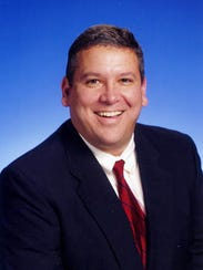 House Majority Leader Gerald McCormick