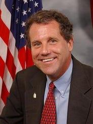 US Sen. Sherrod Brown.
