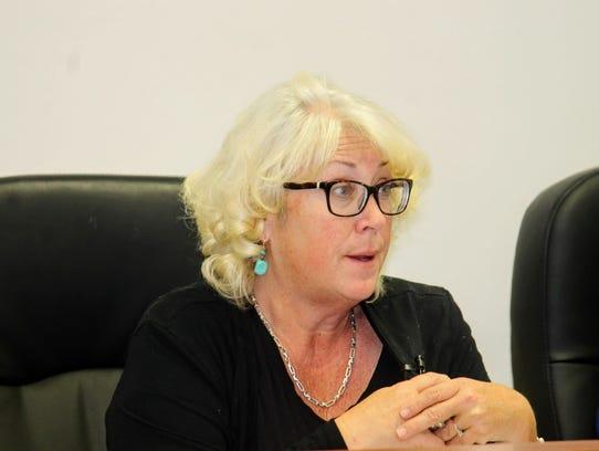 Otero County Attorney Lisa Jenkins explained that Otero