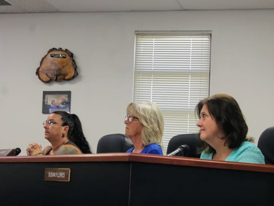 Otero County Commissioners adopted their Fiscal Year