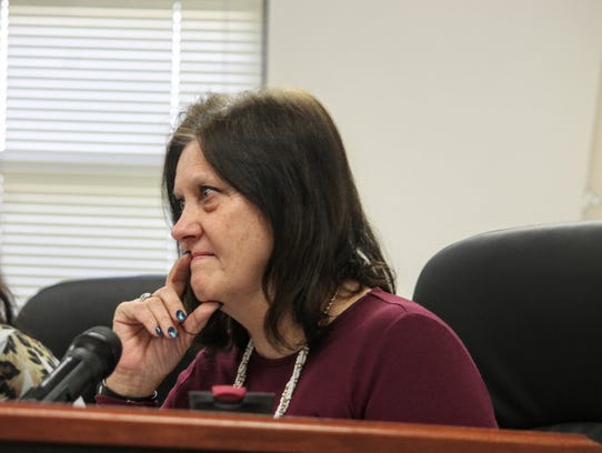 Commissioner Susan Flores strongly supports Senate