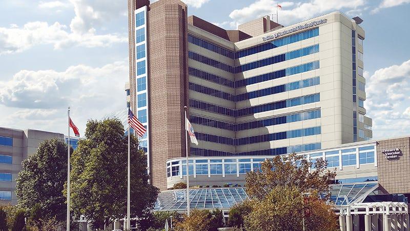 Report: Vanderbilt University Medical Center ranked top hospital in