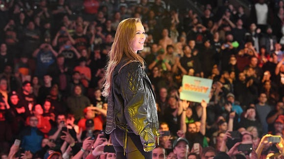 Exclusive: Triple H explains how WWE signed Ronda Rousey