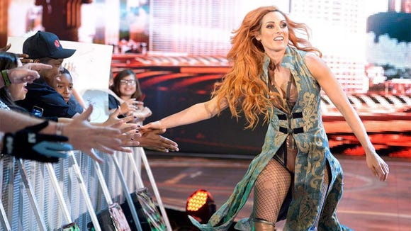 wwe s becky lynch on summerslam