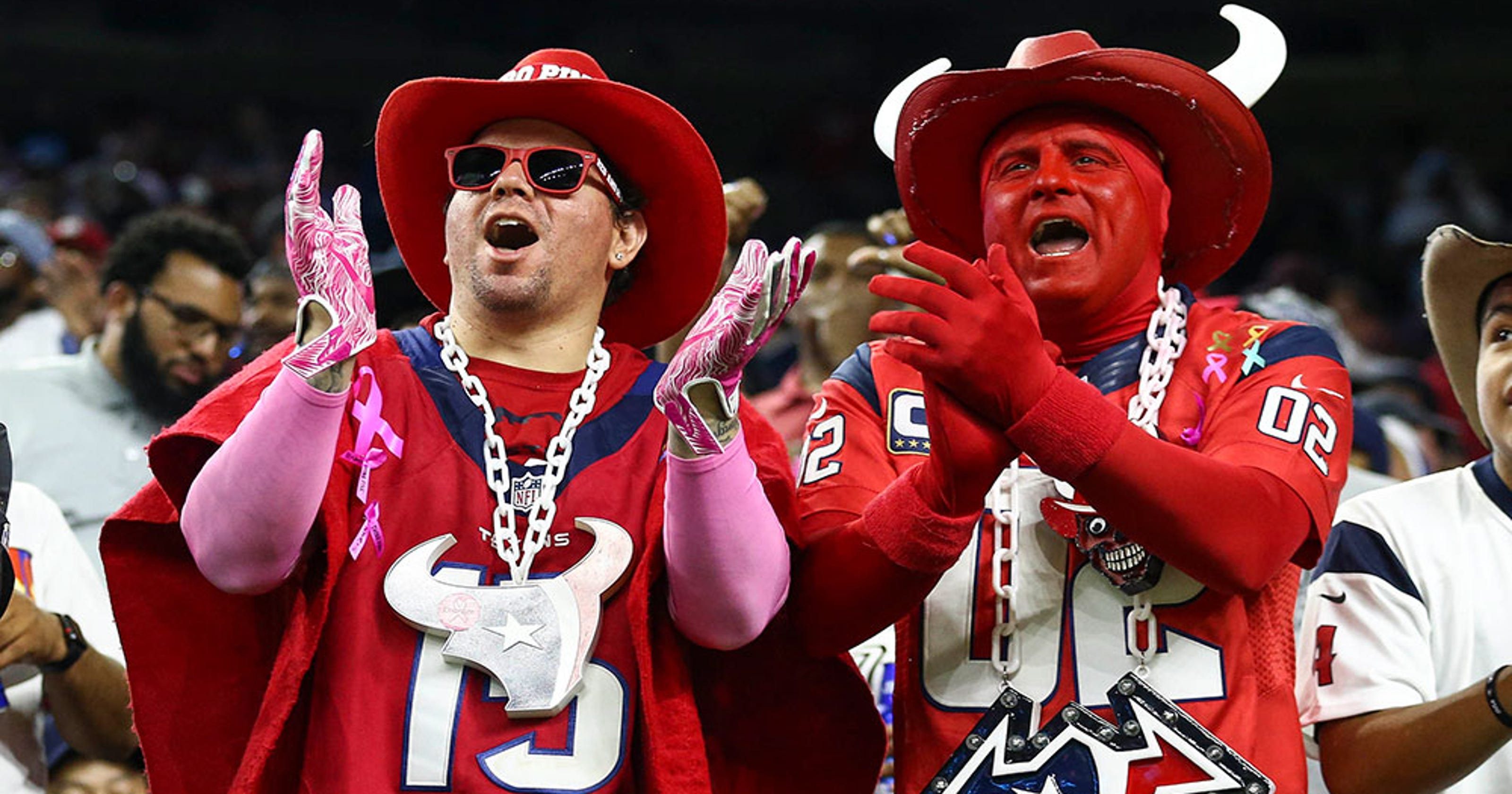 Which NFL team has the best fans? Vote!