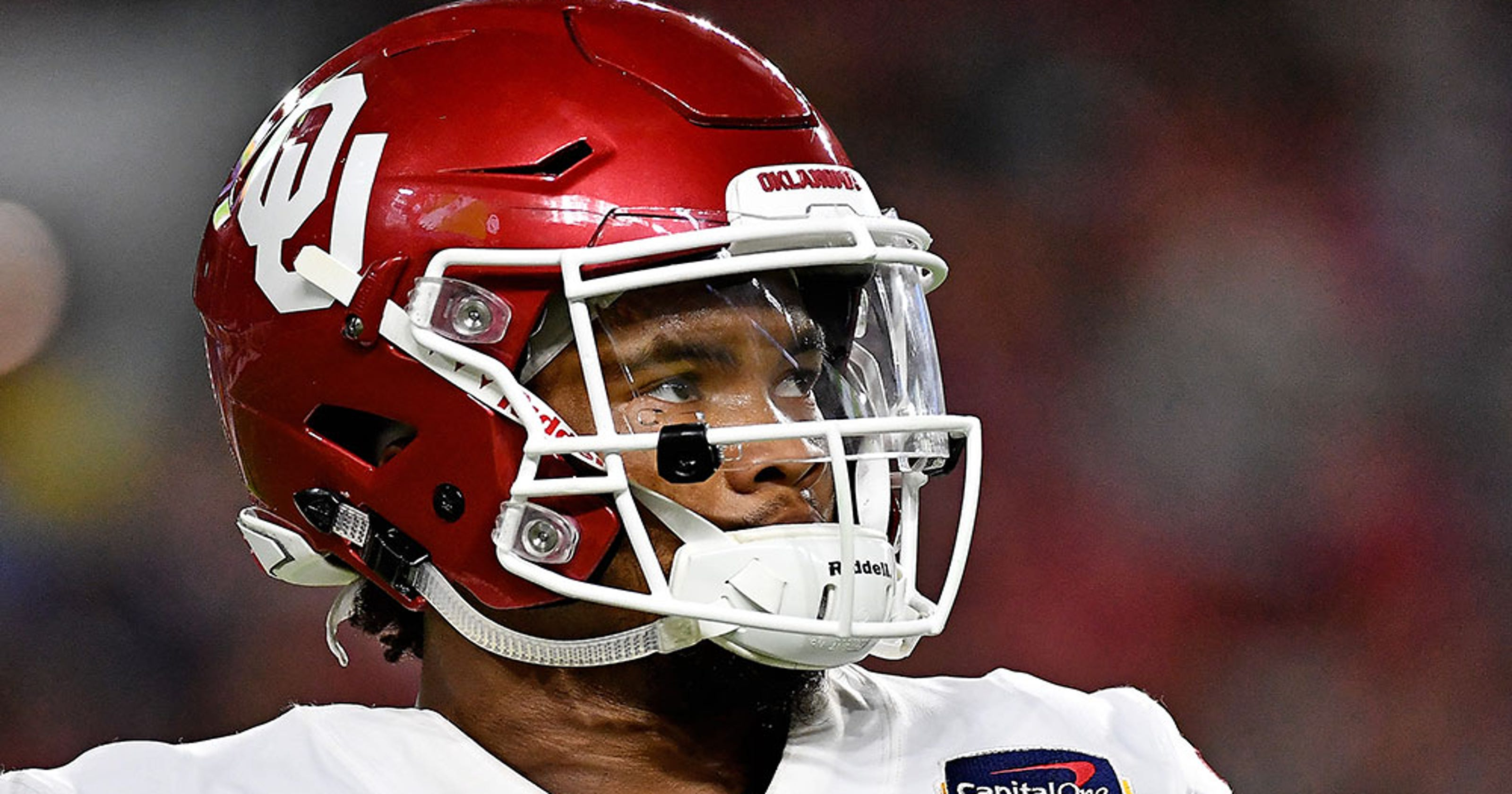 This photo of Kyler Murray led to more speculation about his height