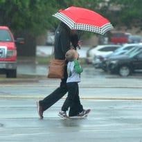 Wednesday's rain total puts Wichita Falls above year-to-date average