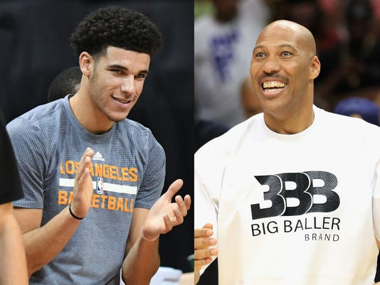 lonzo, lavar ball