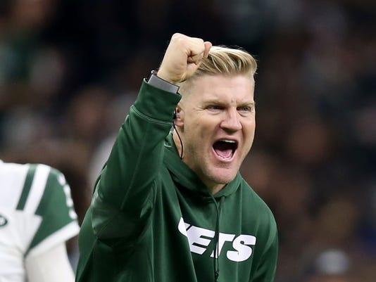 USP NFL: NEW YORK JETS AT NEW ORLEANS SAINTS S FBN NO NYJ USA LA