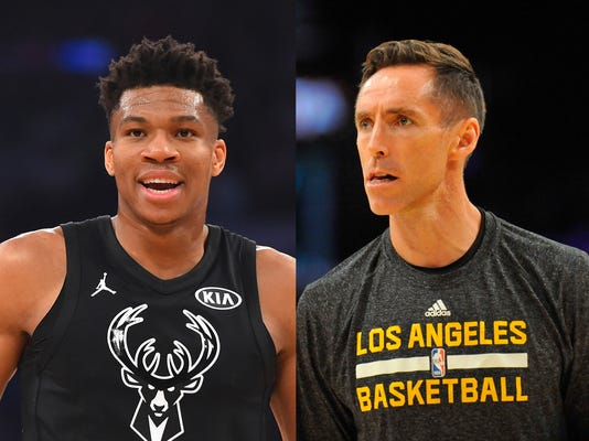 USP NBA: PRESEASON-UTAH JAZZ AT LOS ANGELES LAKERS S BKN USA CA
