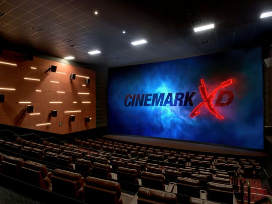 Cinemark Theatres is operating under enhanced rules for cleaning in wake of coronavirus concerns.