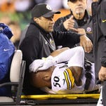 Ryan Shazier has spinal stabilization surgery, 'may not play football again'