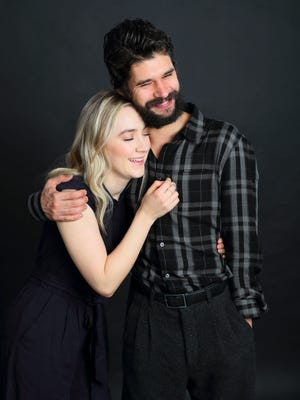 Saoirse Ronan and Ben Whishaw play characters whose past affair informs a witch hunt in the new Broadway revival of Arthur Miller's 'The Crucible.'