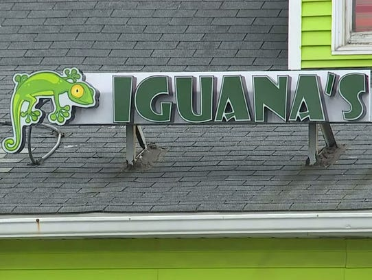 The Iguana's restaurant in Plainfield was also raided