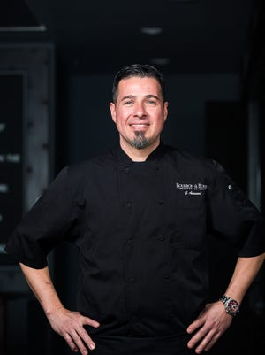 "Joshua James ""J"" Amonson is now executive chef at Bourbon & Bones in Scottsdale."