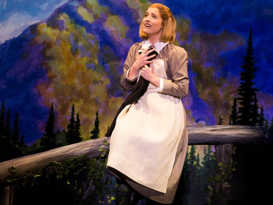 "The national tour of ""The Sound of Music"" will stop"