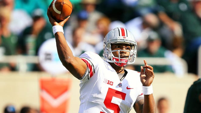 It appears Braxton Miller is more likely to stay at Ohio State than leave for Alabama.
