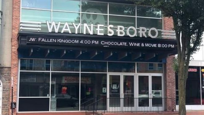 The Waynesboro Theatre has been closed since mid-March because of the government-ordered shutdown caused by the COVID19 pandemic. JOHN IRWIN/ THE RECORD HERALD
