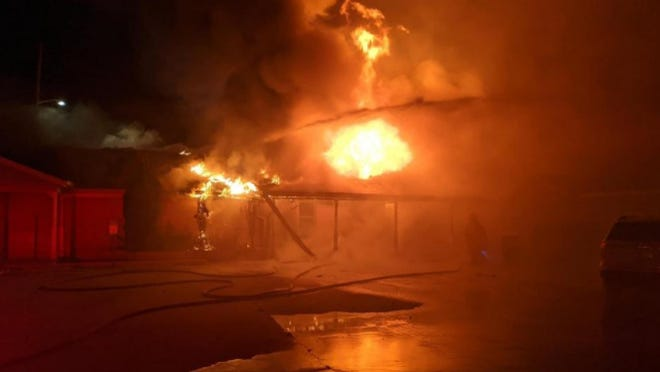 Savannah Fire Department's Arson Unit has determined that an early morning fire at the City of Savannah Code Compliance Building was intentionally set