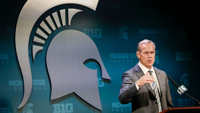 Michigan State expects to have 20 players sign national letters of intent today as part of the 2018 signing class for football.