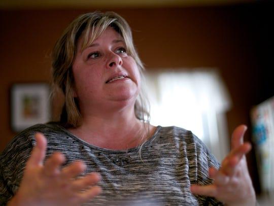 Deborah Corbin of Mt. Clemens will be keeping her daughters