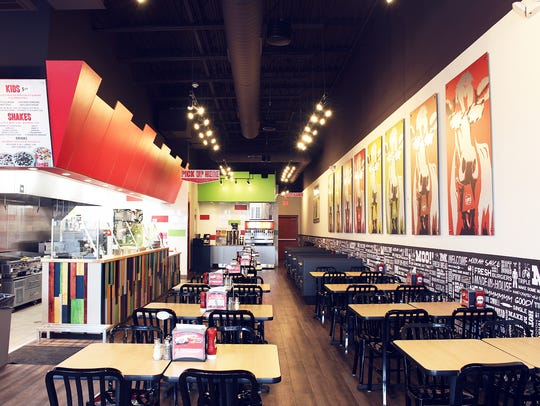 Plano, Texas-based Mooyah hopes to find a franchise