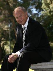 Jim R. Phillips is shown in October 2008.