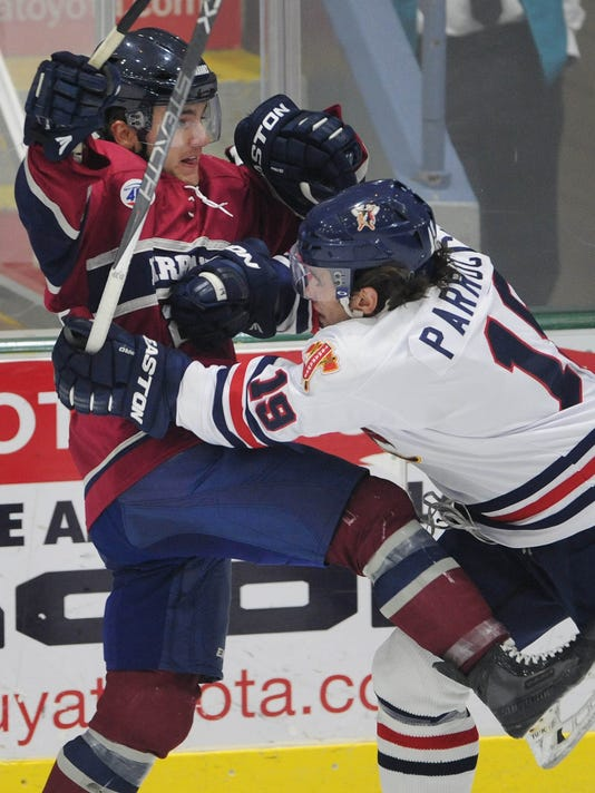 8778b4d3f54 Hockey without rough stuff  How junior leagues have decreased fighting