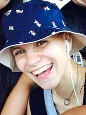 Natasha Bellott was killed in a car accident in Pennsylvania in 2015.