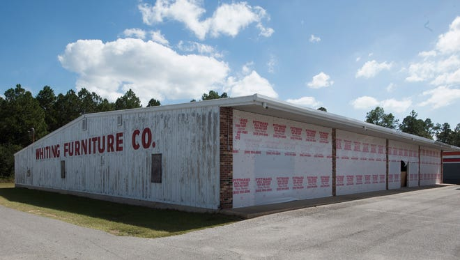 The United Way of Santa Rosa County recently acquired the former Whiting Furniture Co. building on U.S. 90 in Milton and will use the facility to open a thrift store and service center for those in need. The store is expected to open in December.