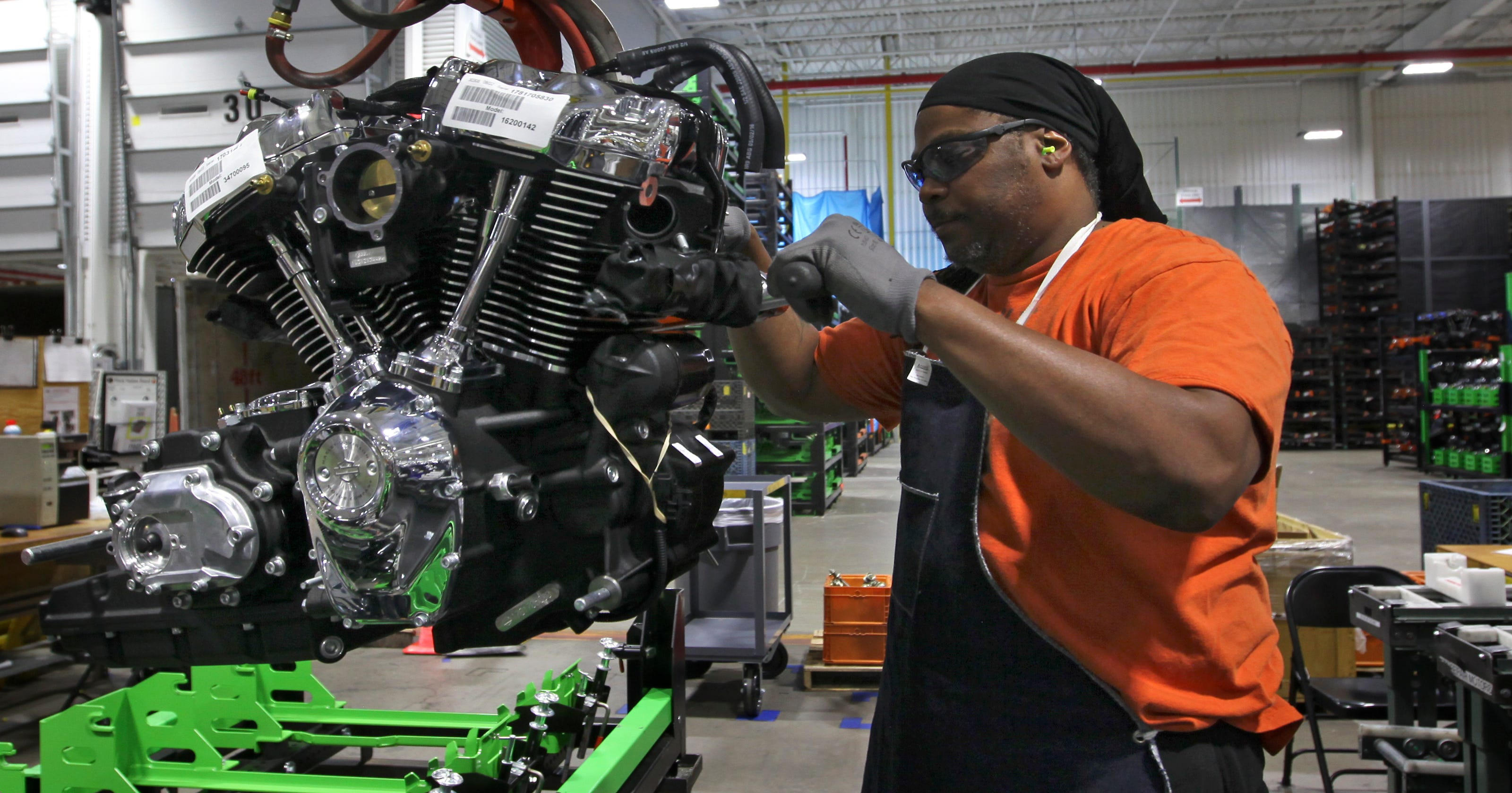 Harley-Davidson: Labor unions end partnership agreement with