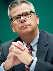 Christopher Grundler, director, Office of Transportation