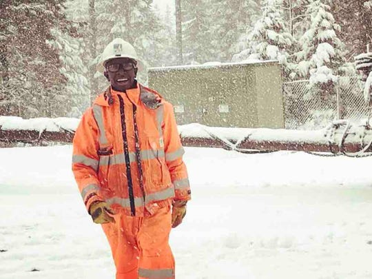 Pacific Gas and Electric Co. apprentice lineman Jay Ayeta was killed Saturday while working to restore power inside the Carr Fire burn area