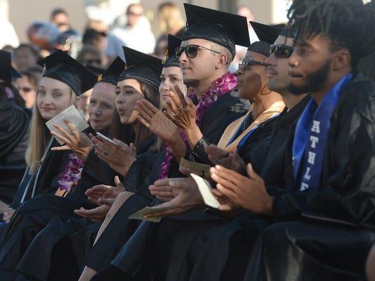 Moorpark College graduates 3