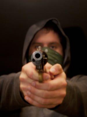 Do guns really provide protection?