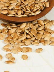 Pumpkin seeds are one of the richest plant-based sources of zinc, a powerful immune-booster.