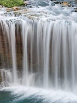 Havasupai Falls in Arizona. Credit: Pat Shannahn/The Arizona Republic