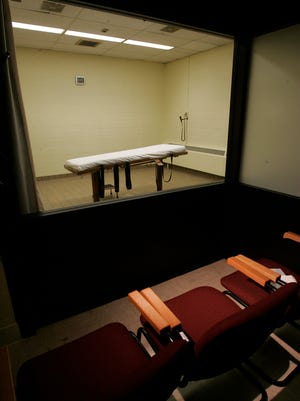 The death chamber at the Southern Ohio Corrections Facility hasn't been used since an inmate took 25 minutes to die in January 2014.