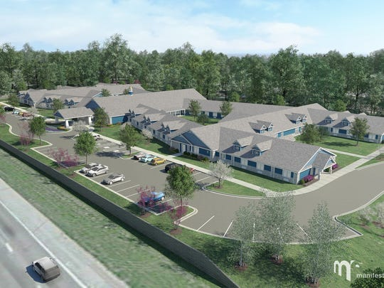 The development, expected to completed in 2017, will span 10 acres.
