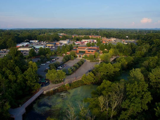 Discovery Center at Murfree Spring, 502 S.E. Broad St. in Murfreesboro, is a hands-on museum and environmental center.