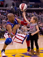 The Harlem Globetrotters are coming to JQH Arena on