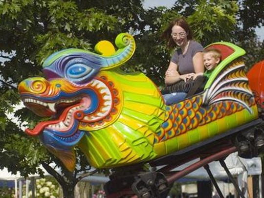 The carnival has become a fall festival mainstay.