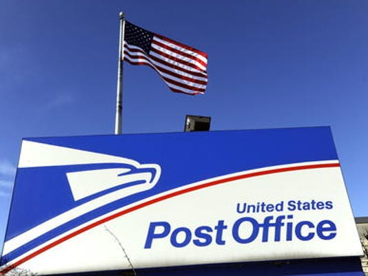 Marc Saunders charged with Postal Service thefts
