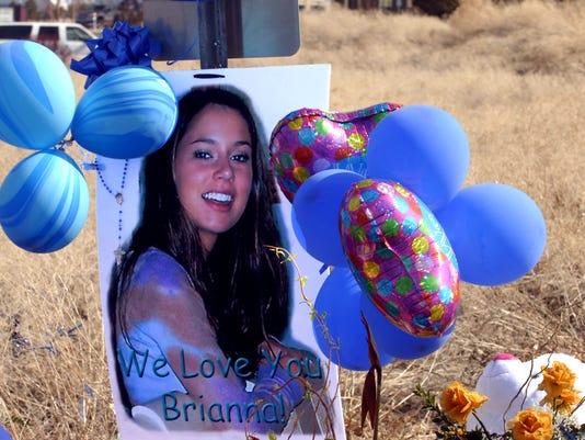 Brianna Denison memorial